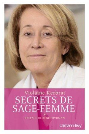 Secrets de Sage-femme - calmann levy - 9782702140901 -