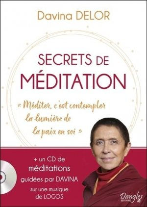 Secrets de méditation - Dangles - 9782703312079 -