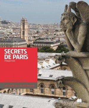 Secrets de Paris - massin - 9782707206572 -