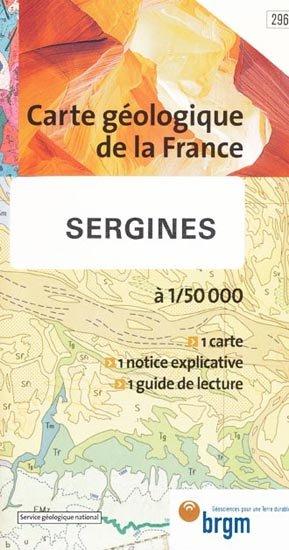 Sergines - brgm - 9782715912960 -