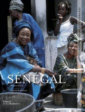 Sénégal. Cuisine intime et gourmande - de la martiniere - 9782732465319 -