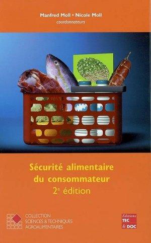 Sécurité alimentaire du consommateur - lavoisier / tec et doc - 9782743005047 -