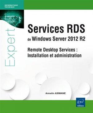 Services RDS de Windows Server 2012 R2 - eni - 9782746091542 -