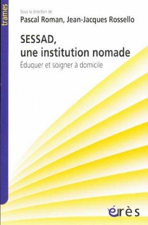 SESSAD, une institution nomade - eres - 9782749213569 -