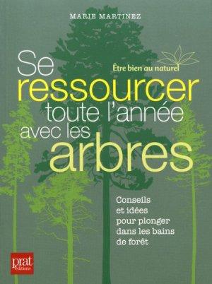 Se ressourcer toute l'année avec les arbres - prisma - 9782810427291 -
