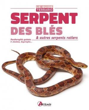 Serpent des blés & autres serpents ratiers - artemis - 9782816016765 -