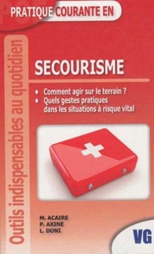 Secourisme - vernazobres grego - 9782818302552 - https://fr.calameo.com/read/004967773b9b649212fd0