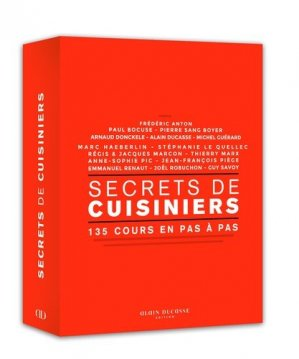 Secrets de cuisiniers. 135 cours en pas à pas - lec - 9782841238668 - Pilli ecn, pilly 2020, pilly 2021, pilly feuilleter, pilliconsulter, pilly 27ème édition, pilly 28ème édition, livre ecn