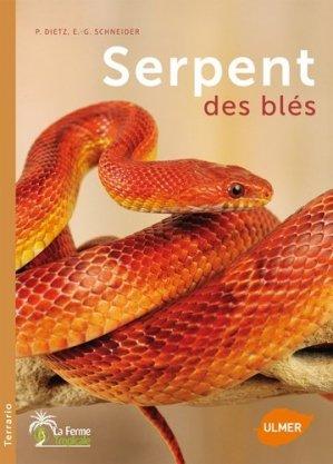 Serpent des blés - ulmer - 9782841386932 -