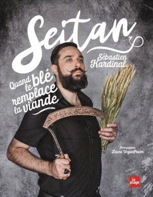 Seitan - La Plage - 9782842217525 -