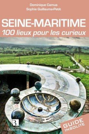 Seine-Maritime - christine bonneton - 9782862535487 -