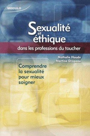 Sexualité et éthique dans les professions du toucher - modulo (canada) - 9782896503506 -