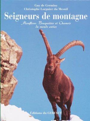 Seigneurs de montagne - gerfaut - 9782901196785 -