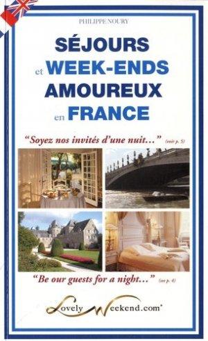 Séjours et week-ends amoureux en France - Impla Editions - 9782912486790 -