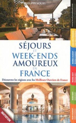Séjours et week-ends amoureux en France - Impla Editions - 9782912486967 -