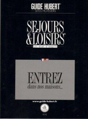 Séjours & Loisirs - Hubert (Jean-Pierre) - 9782915248494 -