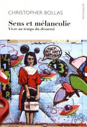 Sens et mélancolie - ithaque - 9782916120850 -
