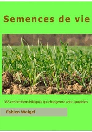 Semence de vie - Books on Demand Editions - 9782953256451 -