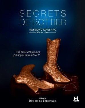 Secrets de bottier - Laurence Massaro Editions - 9782954750989 -