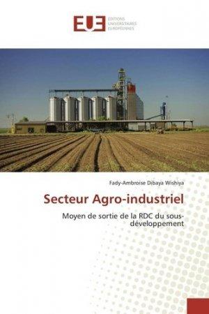 Secteur Agro-industriel - universitaires europeennes - 9783847389941 -