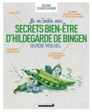 Secrets de bien-être d'Hildegarde de Bingen - leduc - 9791028516284 -