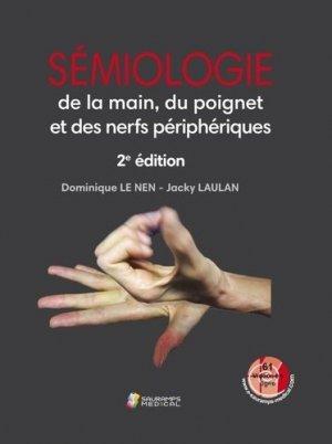 Sémiologie de la main, du poignet et des nerfs périphériques - sauramps médical - 9791030302165 -