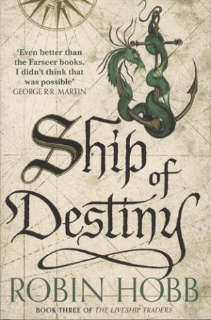 Ship of Destiny - harpercollins - 9780008117474 -