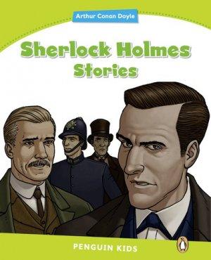 Sherlock Holmes Stories - pearson - 9781447931294 -