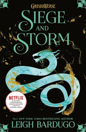 Shadow and Bone Book 2: Siege and Storm - orion - 9781510105263 -