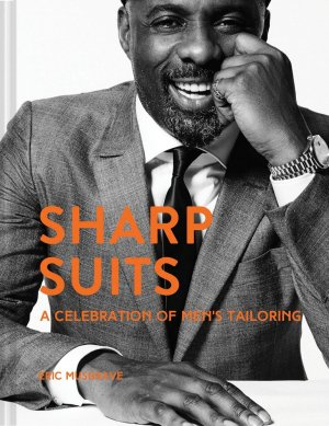 Sharp Suits - pavilion books - 9781911624783 -