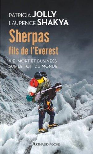 Sherpas, fils de l'everest - arthaud - 9782081444966 -