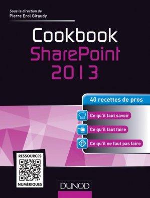 SharePoint 2013-dunod-9782100706075