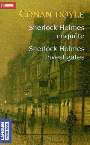 Sherlock Holmes : Enquête - pocket - 9782266139816 -