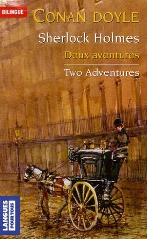 Sherlock Holmes Deux Aventures - pocket - 9782266160773 -