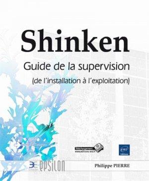 Shinken Guide de la supervision (de l'installation à l'exploitation) - eni - 9782409000423 -