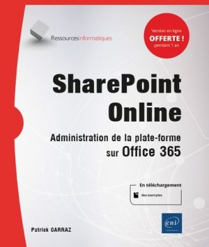 SharePoint Online - Editions ENI - 9782409023378 -