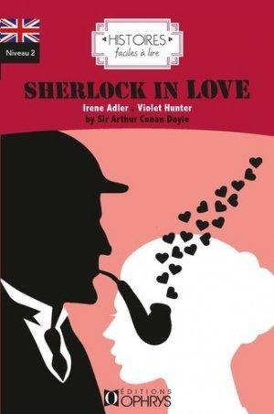 Sherlock in love - ophrys - 9782708015944 -