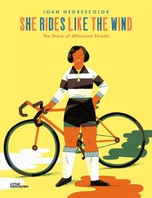 She rides like the wind - gestalten - 9783899558531 -