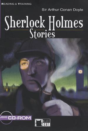 Sherlock Holmes Stories - black cat - cideb - 9788853005151 -