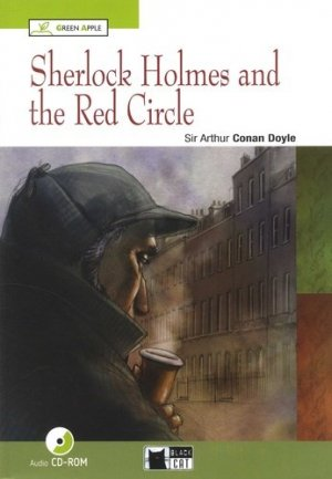 Sherlock Holmes and the Red Circle - black cat - cideb - 9788853009500 -