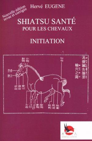 Shiatsu santé pour les chevaux - herve eugene - 9791094448106 -