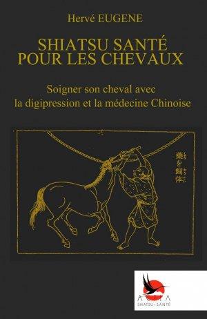 Shiatsu Santé pour les Chevaux - actea - 9791094448113 -
