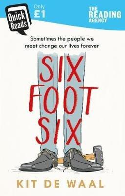 SIX FOOT SIX  - PENGUIN - 9780241317921 -