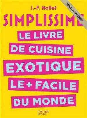 Simplissime exotique - Hachette - 9782016261750 -