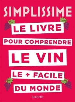 Simplissime Vins - Hachette - 9782019452902 -
