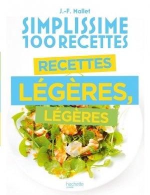 Simplissime 100 recettes - Hachette - 9782019457990 -