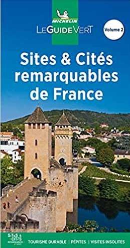Sites et cités remarquables sud - Michelin - 9782067251465 -