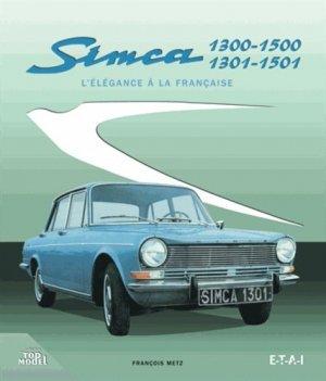 Simca 1300-1500 / 1301-1501 - etai - editions techniques pour l'automobile et l'industrie - 9782726896532 -