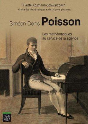 Siméon-Denis Poisson - ellipses - 9782730215848 -