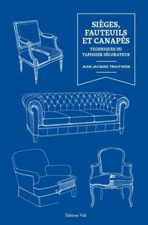 Sièges, fauteuils, et canapés - vial - 9782851012227 -